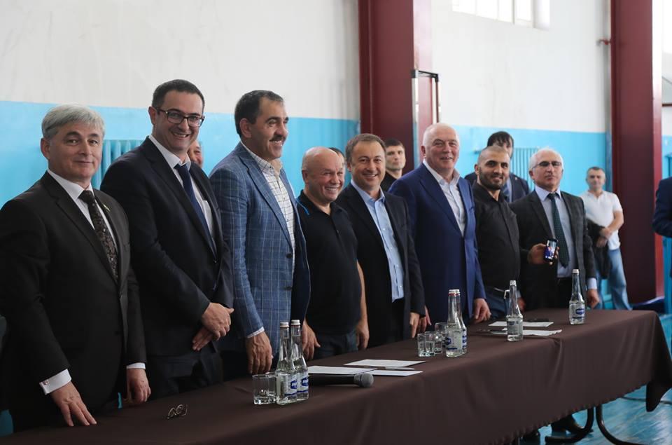ВИнгушетии стартовал Чемпионат СКФО побоксу памяти Героя Российской Федерации Суламбека Осканова