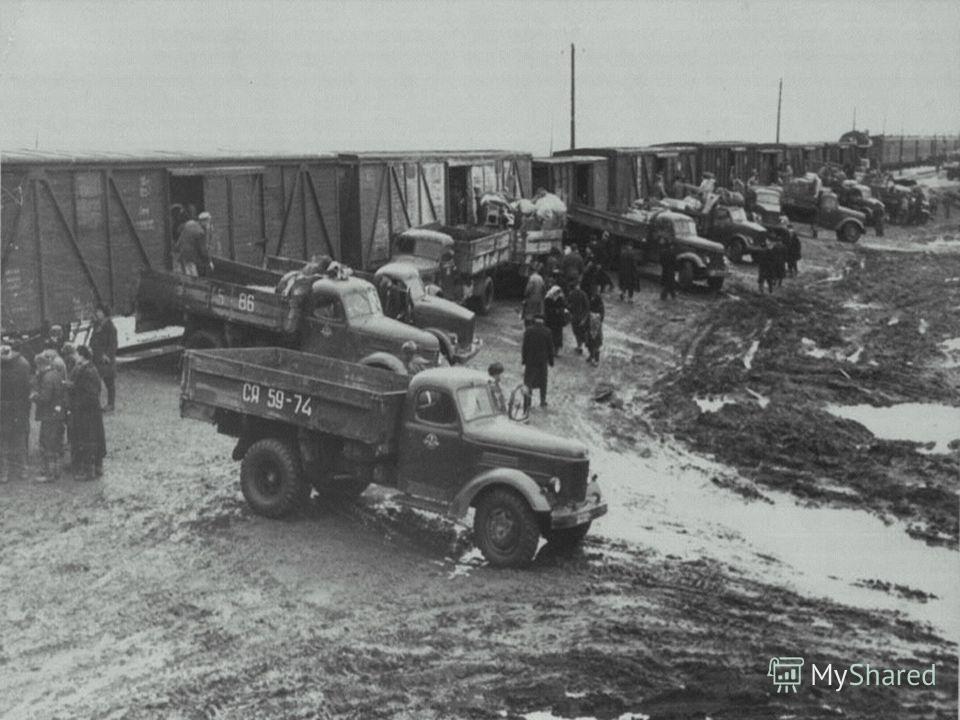 Выселение ингушей, депортация ингушского народа 1944г