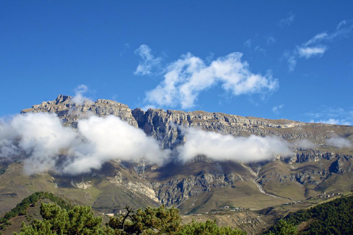 Столовая гора Ингушетии