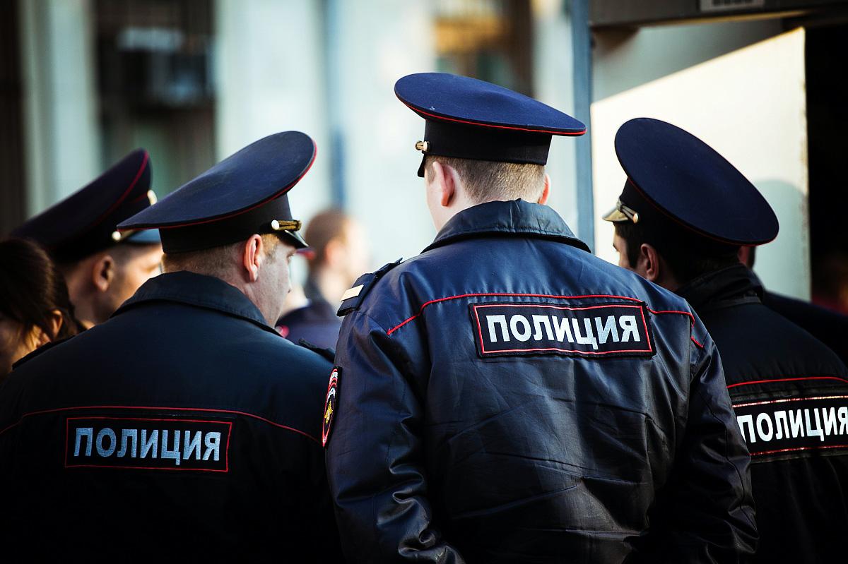 Картинка про полицию