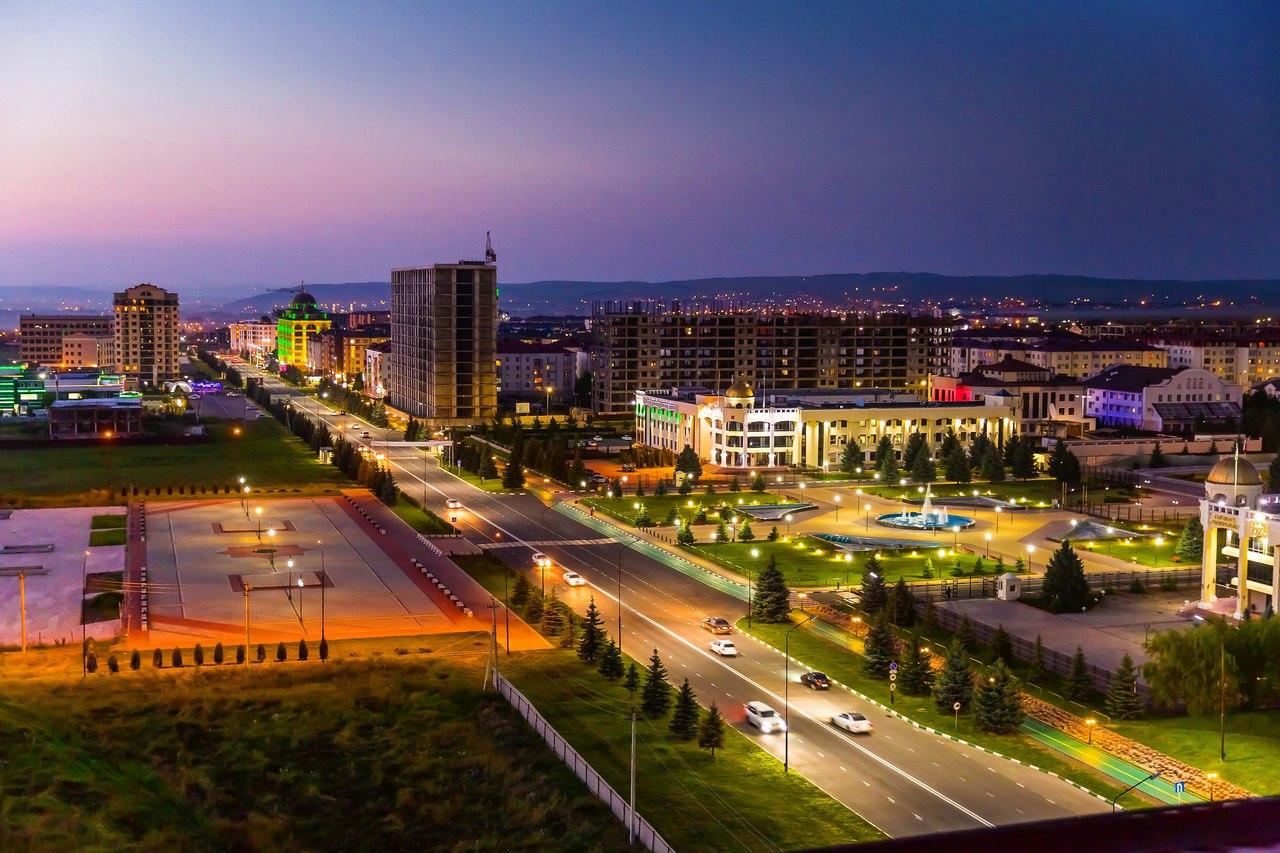 город ингушетия фотки районе города-героя сложился