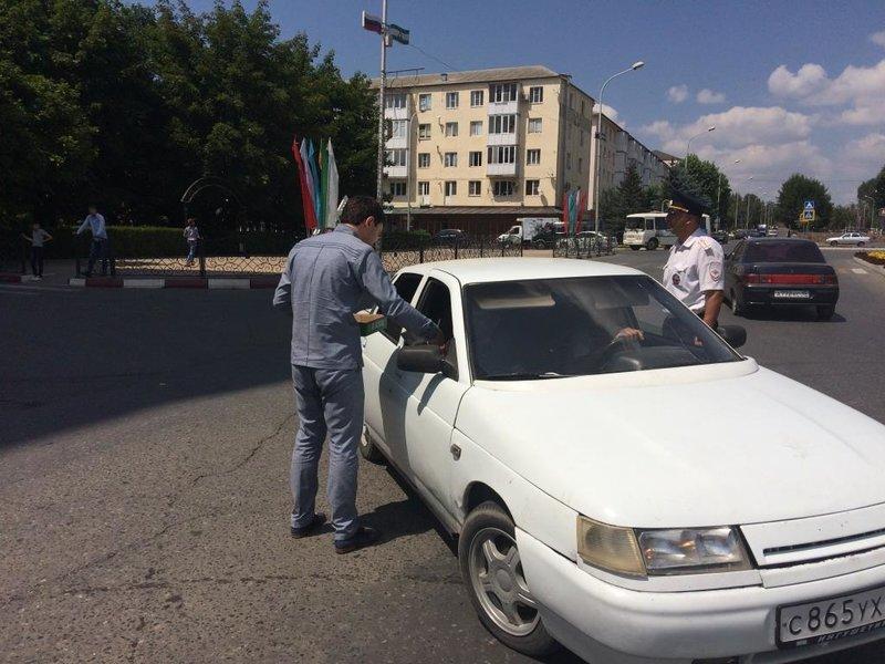 Пензенские инспекторы проверят, соблюдаютли водители новые правила транспортировки детей
