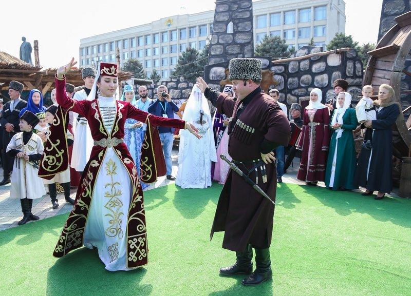 Руководитель Дагестана посетит VII Фестиваль культуры испорта народов Кавказа
