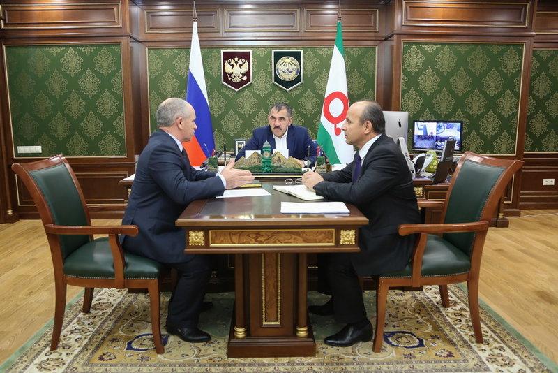 Глава Ингушетии дал высокую оценку работе Избирательной комиссии республики