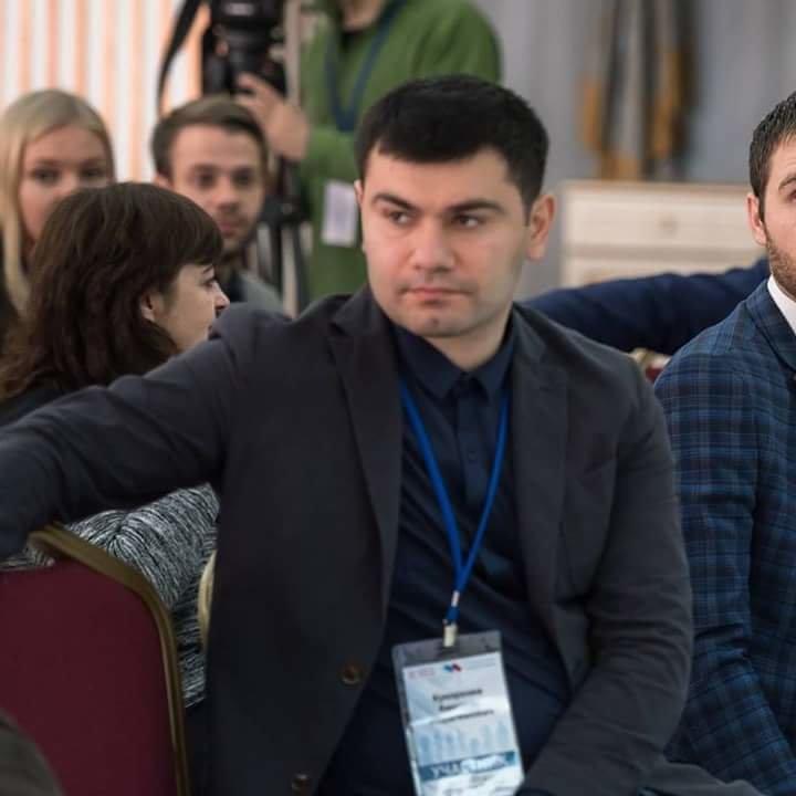 ВИнгушетии убили известного корреспондента ителеведущего Амира Кокурхоева