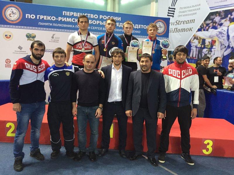 Семь наград завоевали «классики» изКБР напервенстве Российской Федерации