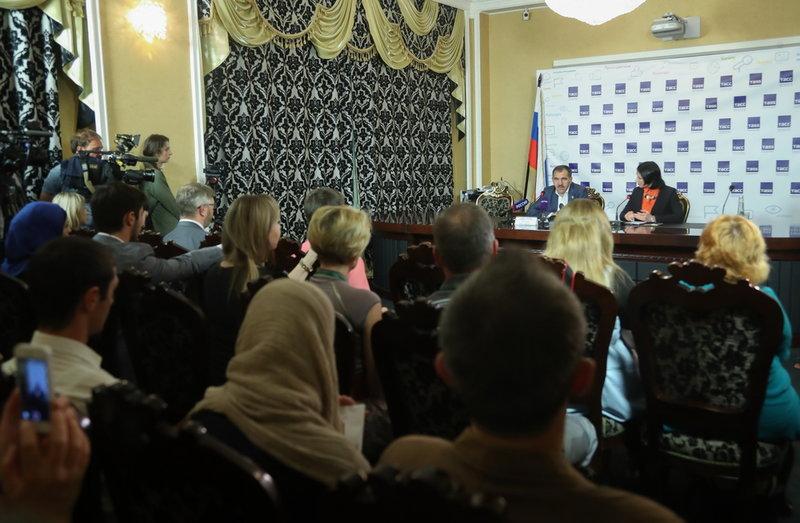 Руководитель Дагестана Рамазан Абдулатипов принял участие впраздновании 25-летия Республики Ингушетия