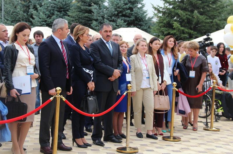 IVэкономический форум «Деловая Ингушетия-2017»