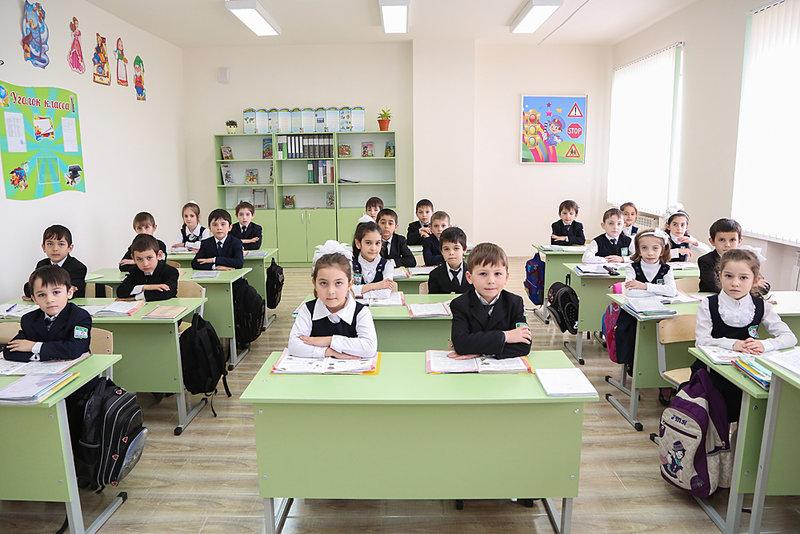 Нановые школы наСеверном Кавказе потребовалось практически 4 млрд руб.