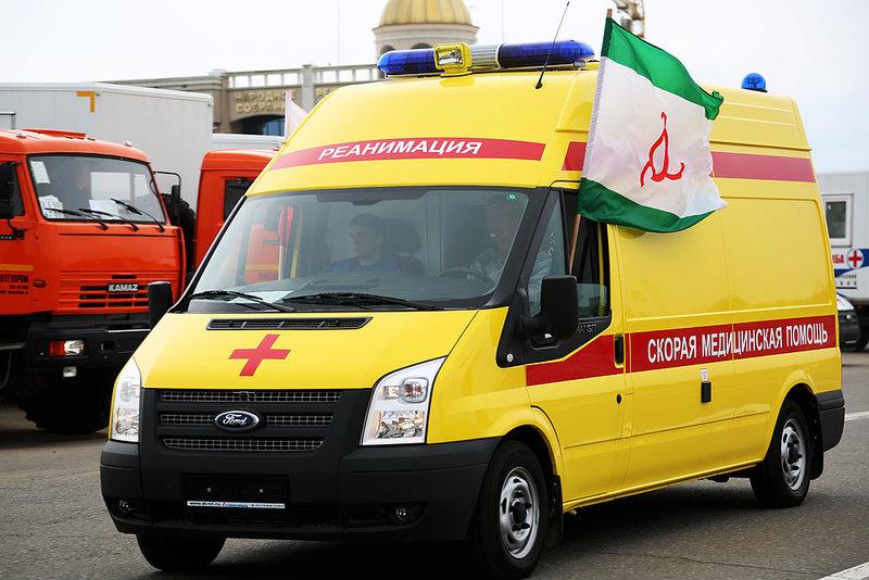 Машины скорой помощи вперинатальные центры Дагестана иИнгушетии закупит Ростех