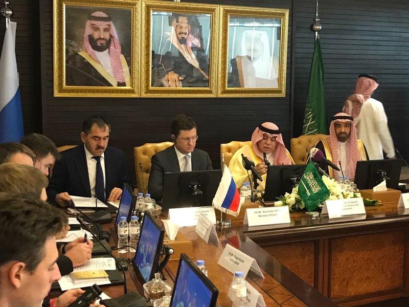 Единственный изглав регионовРФ директор Ингушетии представил инвестпотенциал вСаудовской Аравии