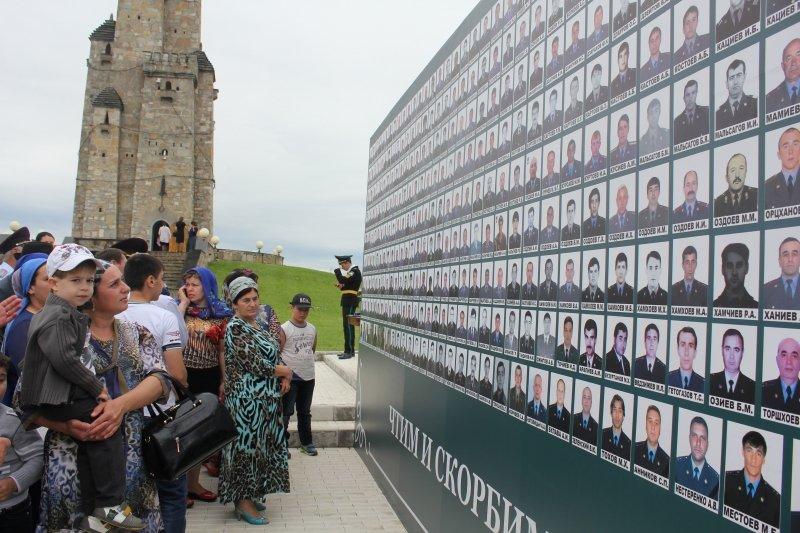 Работники тамбовской милиции почтили память воинов правопорядка