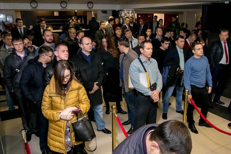 Вокружном полуфинале конкурса «Лидеры России» участвуют 39 дагестанцев