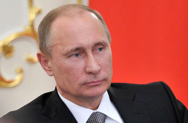 Начат сбор подписей за самовыдвиженца Путина