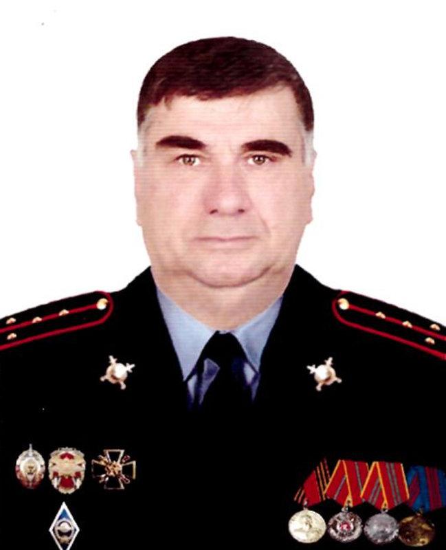 ВАнгарске поздравили ветеранов МВД