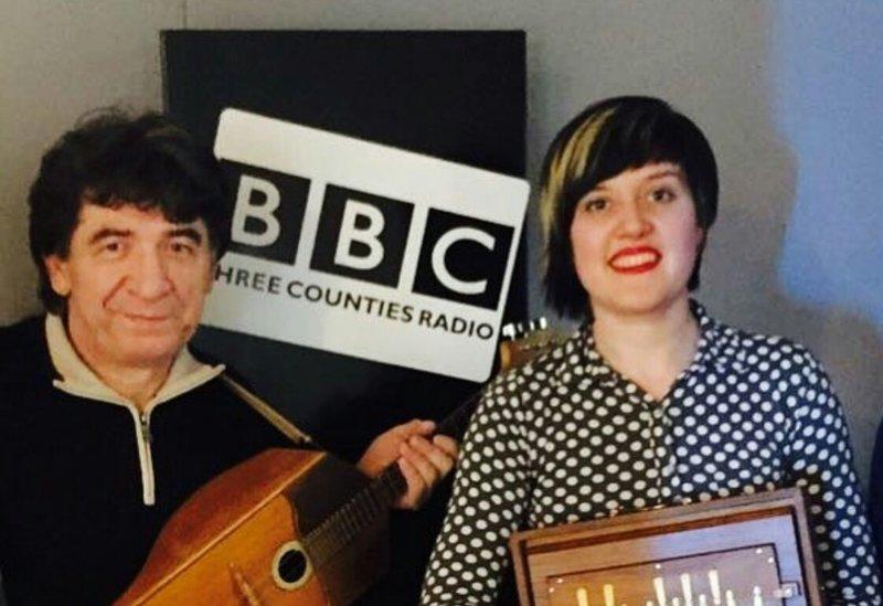 Лондонская эстрадная певица решила посвятить Ингушетии собственный новый альбом