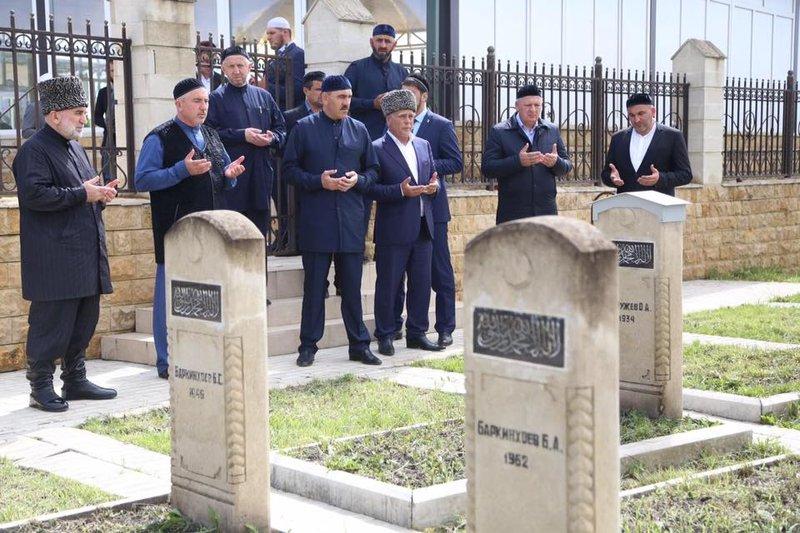 Руководитель республики совершит Умру спредставителями духовенства Ингушетии