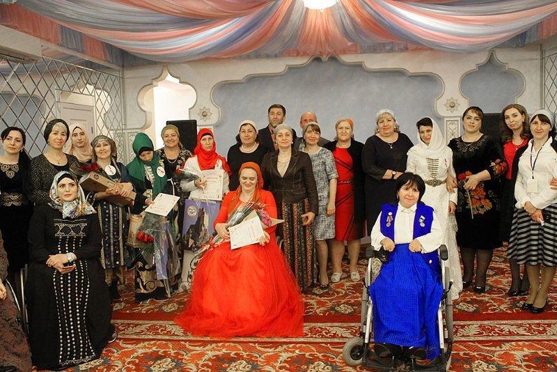 Дагестанка одолела вконкурсе духовной красоты «Горянка» вИнгушетии