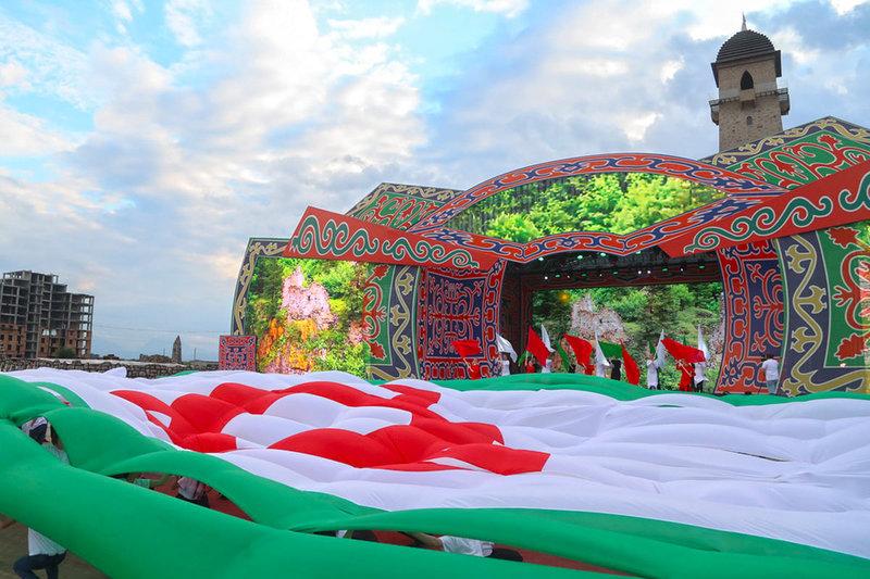 Чечня занимала первое место сельскохозяйственных